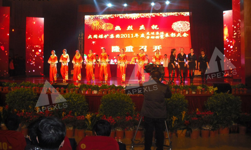 P6 Indoor Stage LED Display in Shanxi